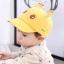 หมวก สีเหลือง แพ็ค 5ใบ ไซส์รอบศรีษะ 48-50cm thumbnail 3