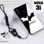 เคส Huawei Nova 3i เคสซิลิโคนลายการ์ตูน น่ารักๆ หลายลาย พร้อมแหวนจับมือถือลายเดียวกับเคส thumbnail 4