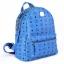 กระเป๋า MCM สีน้ำเงิน(ไม่ปักหมุด) thumbnail 2