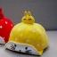 หมวกเด็กลายกระต่ายสีเหลือง แพ็ค 4 ชิ้น thumbnail 2