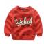 เสื้อ สีแดง แพ็ค 6 ชุด ไซส์ 90-100-110-120-130-140 thumbnail 1