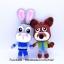 ตุ๊กตาถัก กระต่าย thumbnail 2
