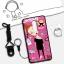 เคส Huawei GR5 (2017) ซิลิโคน soft case สกรีนลายการ์ตูนน่ารักๆ พร้อมสายคล้องและแหวน ราคาถูก thumbnail 7