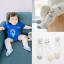 ถุงเท้ายาว สีชมพู แพ็ค 10 คู่ ไซส์ S (ประมาณ 0-6 เดือน) thumbnail 2