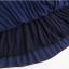 ชุดกระโปรง สีน้ำเงิน แพ็ค 5ชุด ไซส์ 100-110-120-130-140 thumbnail 3