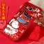 เคส Samsung Galaxy Grand 2 พลาสติก TPU แมวกวักนำโชค Lucky Neko พร้อมที่ห้อยเข้าชุด ราคาถูก thumbnail 9