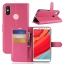 เคส Xiaomi Redmi S2 แบบฝาพับหนังเทียม ด้านในใส่บัตรได้ พับตั้งได้ ราคาถูก thumbnail 7