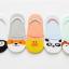 ถุงเท้าสั้น คละสี แพ็ค 10คู่ ไซส์ XL (อายุประมาณ 9-12 ปี) thumbnail 12