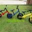 จักรยานฝึกการทรงตัว OSAKA BALANCE BIKE รุ่น BABY TIGER ล้อ 12 นิ้ว (เหล็ก) thumbnail 3