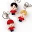 พวงกุญแจ [#EXO] FIGURE KEYRING (ระบุศิลปินที่ต้องการค่ะ) thumbnail 2