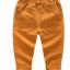 กางเกง สีเหลือง แพ็ค 5 ชุด ไซส์ 100-110-120-130-140 thumbnail 1