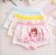 กางเกงในเด็ก คละสี (1 ถุง มี 3 ตัว แพ็ค 8 รวม 24ตัว) ไซส์ XXL อายุ 8-9 ปี thumbnail 4