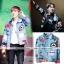 เสื้อแจ็กเก็ต (Jacket) THRASHER แบบ BTS thumbnail 1