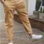 กางเกง สีกากี แพ็ค 5 ชุด ไซส์ 120-130-140-150-160 (เลือกไซส์ได้) thumbnail 1