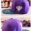 หมวกแฟชั่น EXO EXO Pucan CHICAGO สีม่วง thumbnail 2