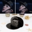 หมวกแฟชั่นเกาหลี Got7 สีดำ (PYM134) thumbnail 1