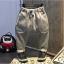 กางเกง (ด้านในมีขน) สีเทา แพ็ค 5 ชุด ไซส์ 7-9-11-13-15 thumbnail 1