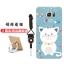 เคส Samsung Note 5 ซิลิโคน soft case สกรีนลายการ์ตูนพร้อมแหวนและสายคล้อง (รูปแบบแล้วแต่ร้านจีนแถมมา) น่ารักมาก ราคาถูก thumbnail 11
