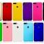 เคส Huawei Y9 (2018) พลาสติกสีพื้น ราคาถูก thumbnail 1