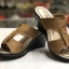 รองเท้าบาจา ส้นเตารีด รุ่นกระดุม thumbnail 1