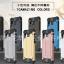 เคส Samsung A8 Star เคสกันกระแทกแยกประกอบ 2 ชิ้น ด้านในเป็นซิลิโคนสีดำ ด้านนอกพลาสติกเคลือบเงาโลหะเมทัลลิค ราคาถูก thumbnail 1
