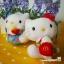 เซ็ตคู่ 2 ชิ้น เฮลโหลคิตตี้&แดเนียล Mcdonald's Hello Kitty & Dear Daniel Summer Holiday Costume ( wisdom of Love 1999) thumbnail 2