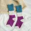 ถุงเท้ายาว แบบที่7 แพ็ค 12คู่ ไซส์ M (ประมาณ 3-5 ปี) thumbnail 1