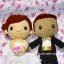 ตุ๊กตาแต่งงาน เจ้าบ่าวเจ้าสาว 9 นิ้ว แบบ1 thumbnail 1