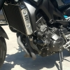 กันล้มล้อหน้า YAMAHA XSR900 MT09 FZ09 ทรงสปอร์