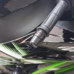 ปลายแฮนด์แต่ง Kawasaki Ninja M8 ZX10 2016
