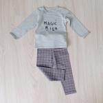 ชุดนอนแขนยาว พร้อมกางเกงขายาว ลาย Magician