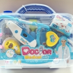 ชุดกระเป๋าคุณหมอมีเสียงมีไฟ Doctor Medicine set พร้อมส่งสีฟ้า และ ชมพู ส่งฟรี