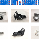 CARRIAGE ASSY & CARRIAGE UNIT