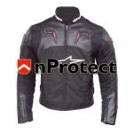 เสื้อการ์ดชุดขับขี่รถมอเตอร์ไซค์บิ๊กไบค์ Bigbike Alpinestar AL-013