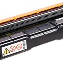 SPC220TNYE TONER CARTRIDGE FOR RICOH Aficio SP C220N/SP C221N/SP C222DN/SP C220S/SP C221SF/SP C222SF/SP C240DN/SP C240SF YELLOW 2K