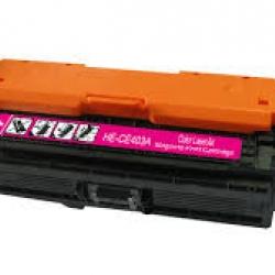CE403A (507A) FOR HP COLOR LASERJET PRO M551dn/M551n/M551xh/M575c/ M575dn/M575f/M570 MAGENTA 6K