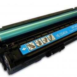 CE401A (507A) FOR HP COLOR LASERJET PRO M551dn/M551n/M551xh/M575c/ M575dn/M575f/M570 CYAN 6K