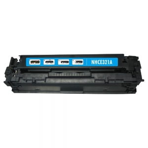 CE321A(128A) HP COLOR LASERJET Pro CP1525nw/PRO CM1415fnw MFP CYAN 1.3K