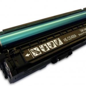 CE400A (507A) FOR HP COLOR LASERJET PRO M551dn/M551n/M551xh/M575c/ M575dn/M575f/M570 BLACK 5.5K