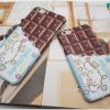 iPhone 6 Plus, 6s Plus - เคส TPU ลาย Cinnamoroll Milk Chocolate