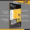 "Asus Zenfone2 (5.5"") - ฟิลม์ กระจกนิรภัย FOCUS แบบใส UC 0.33 mm แท้"