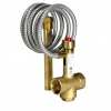 BVTS, Thermostatic bio-mass valve