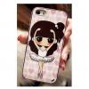 iPhone 4, 4S - เคส Face Idea ลาย หญิงชุดบัลเลต์