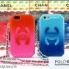 เคสกระเป๋า Chanel ทรงครัชล์ - iPhone 4, 4s