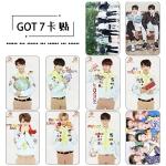 Sticket Card set GOT7 Japanese Ver. (10pc)