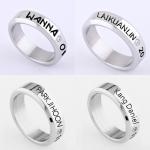 แหวน WANNA ONE -ระบุสมาชิก-