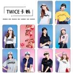 Sticket Card set TWICE #twice (A) 10pc