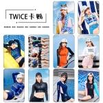 Sticket Card set TWICE #twice (C) 10pc