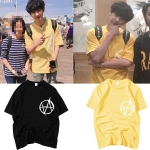 เสื้อยืด 3D Logo Sty.Chanyeol -ระบุสี/ไซต์-
