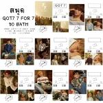 สมุดโน๊ต GOT7 7 FOR 7 You Are -ระบุสมาชิก